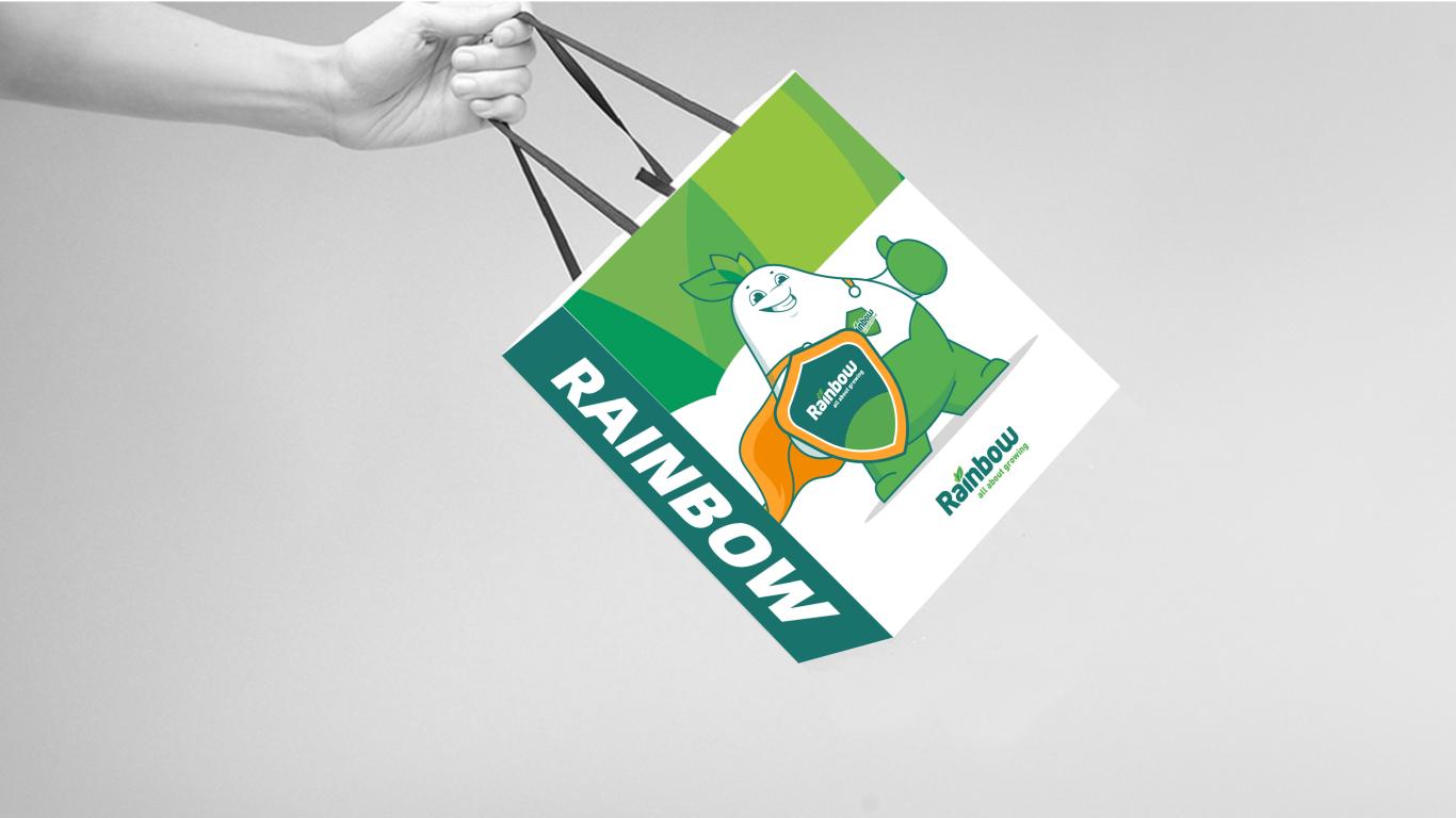 潤豐化工公司吉祥物設計中標圖8