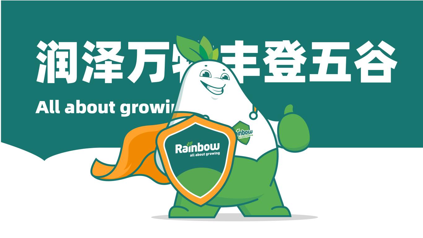 潤豐化工公司吉祥物設計中標圖3