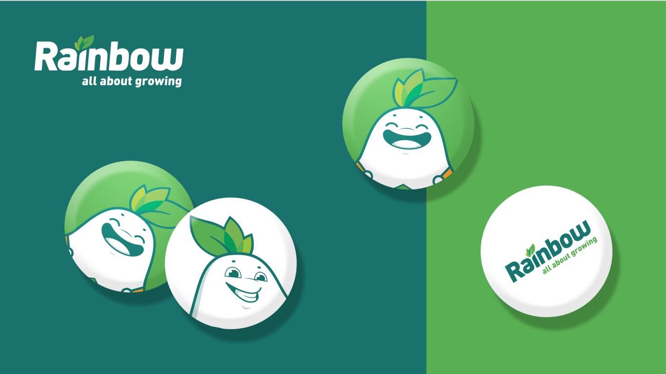 潤豐化工公司吉祥物設計中標圖9