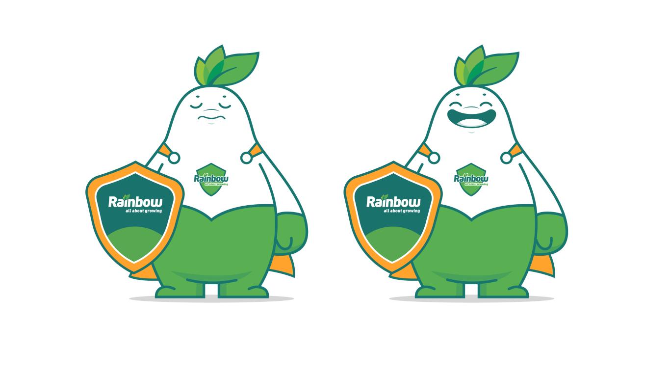 潤豐化工公司吉祥物設計中標圖5