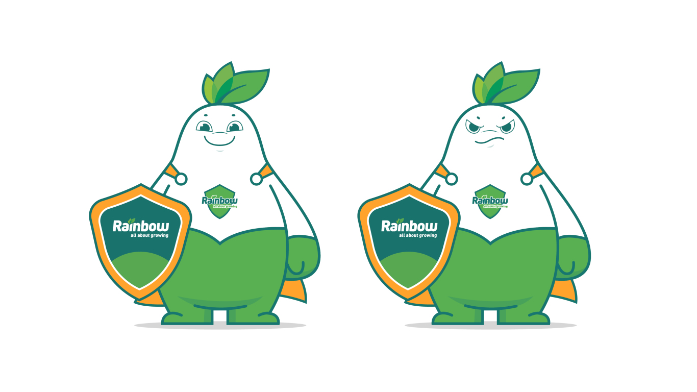 潤豐化工公司吉祥物設計中標圖4