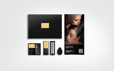 fw彩妆品牌设计提案
