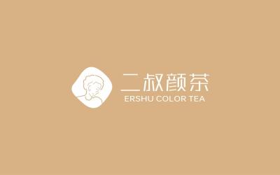 二叔颜茶-品牌LOGO设计