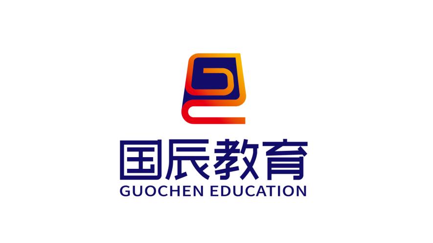 国辰教育品牌LOGO设计