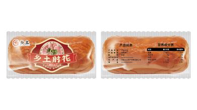乡土食品类包装延展设计