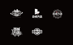 京东到家百城万店logo