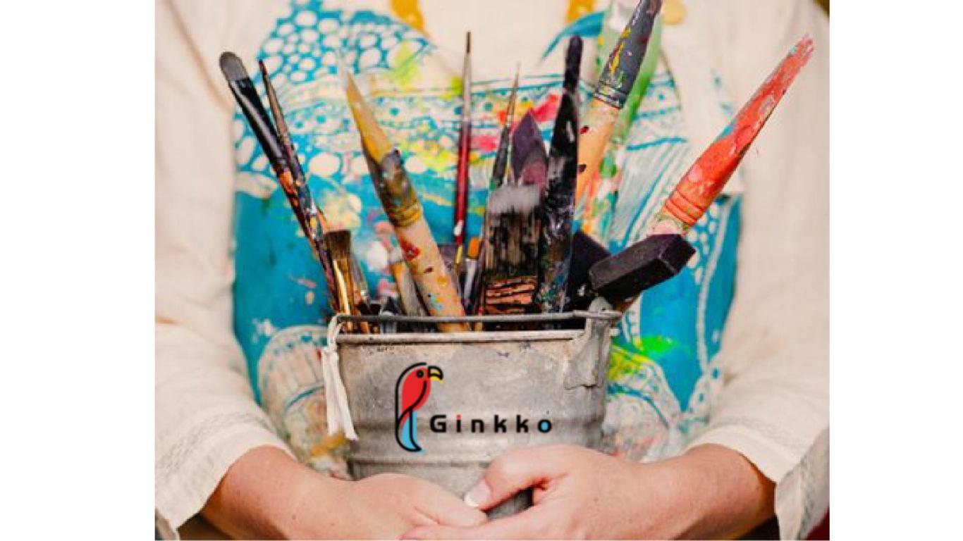 Ginkko美術用品品牌中標圖7