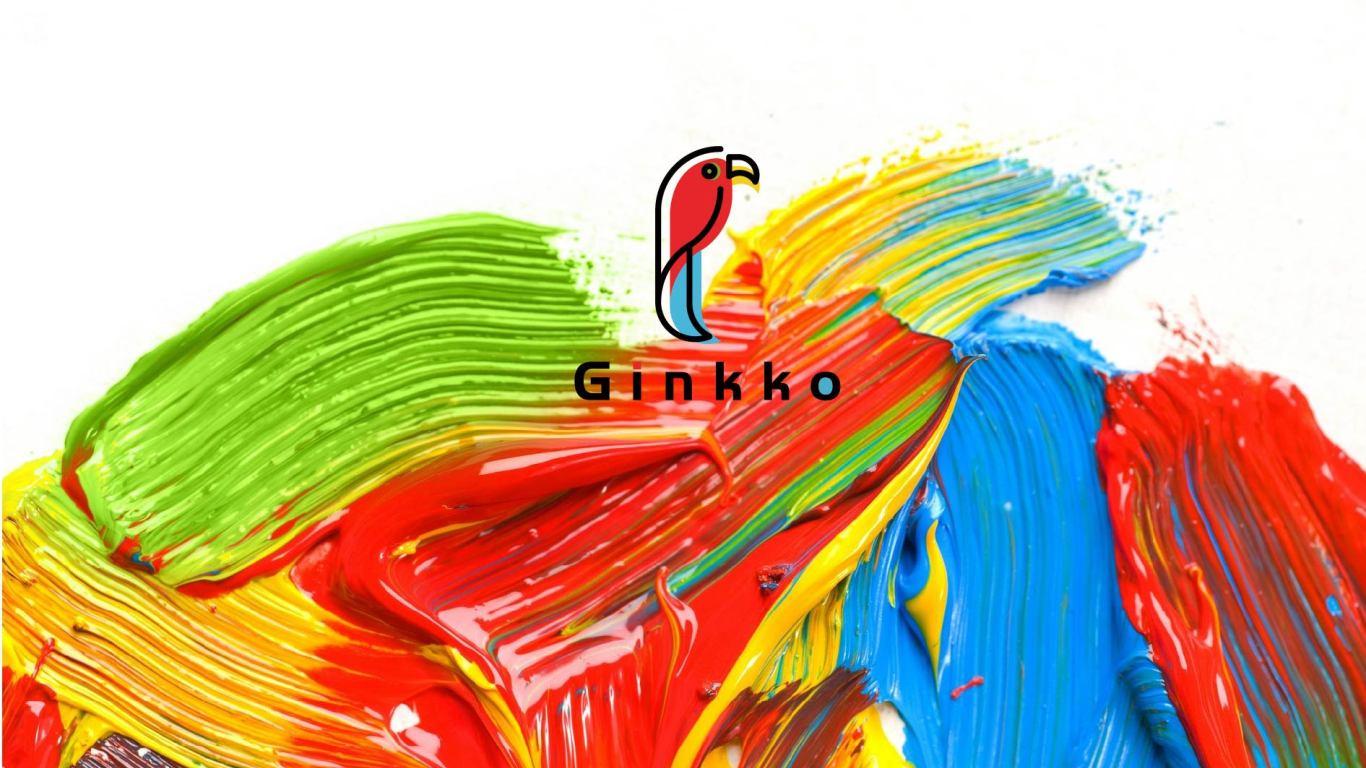 Ginkko美術用品品牌中標圖5