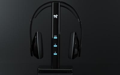 三维耳机渲染