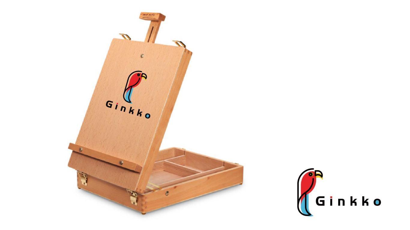 Ginkko美術用品品牌中標圖6