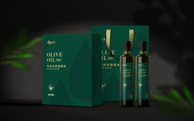 橄榄油包装设计