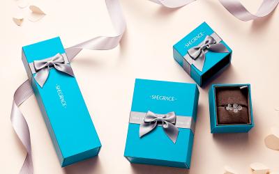 SHEGRACE飾品包裝盒設計