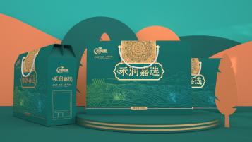 禾润耕耘农副食品品牌包装亚博客服电话多少
