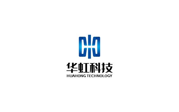 華虹科技-科技行業-標志設計