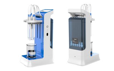实验室水质检测仪设计