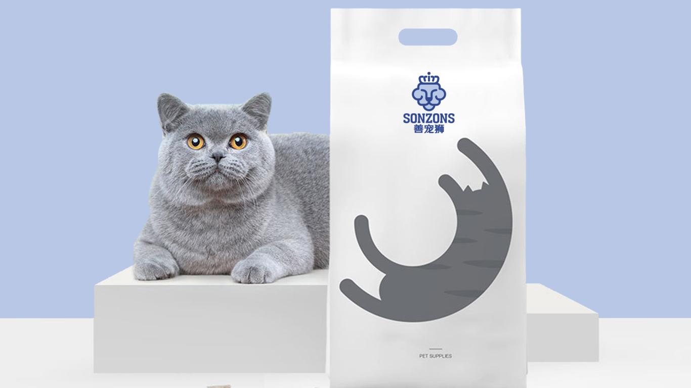 善寵獅寵物用具公司LOGO設計中標圖9