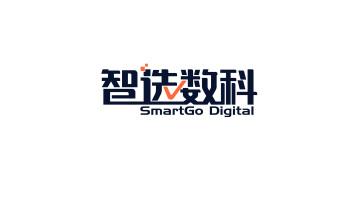 智选数科互联网品牌LOGO设计