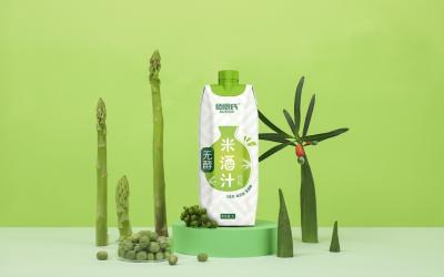米酒饮品包装