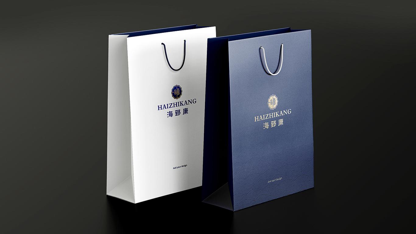 海郅康高端海參品牌LOGO設計中標圖17