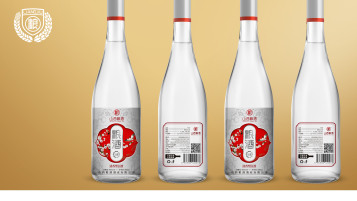 清香型白酒包装延展设计