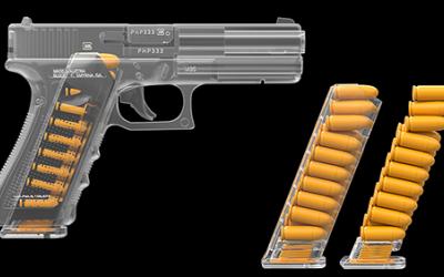 Glock17建模,渲染