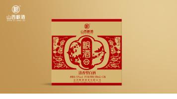 粮酒酒业白酒包装延展设计