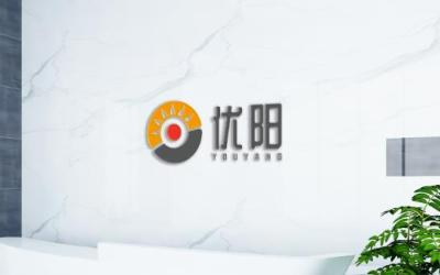 阳光的家装logo