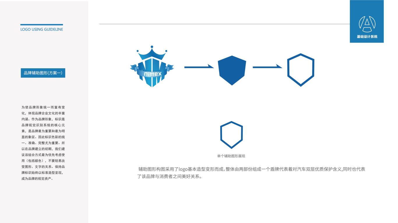 耐美仕汽车类VI设计中标图3
