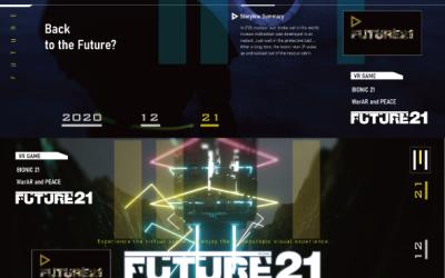 FUTURE21 VR游戏