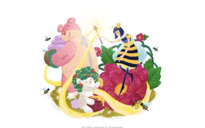 圣诞2020 | 插画系列