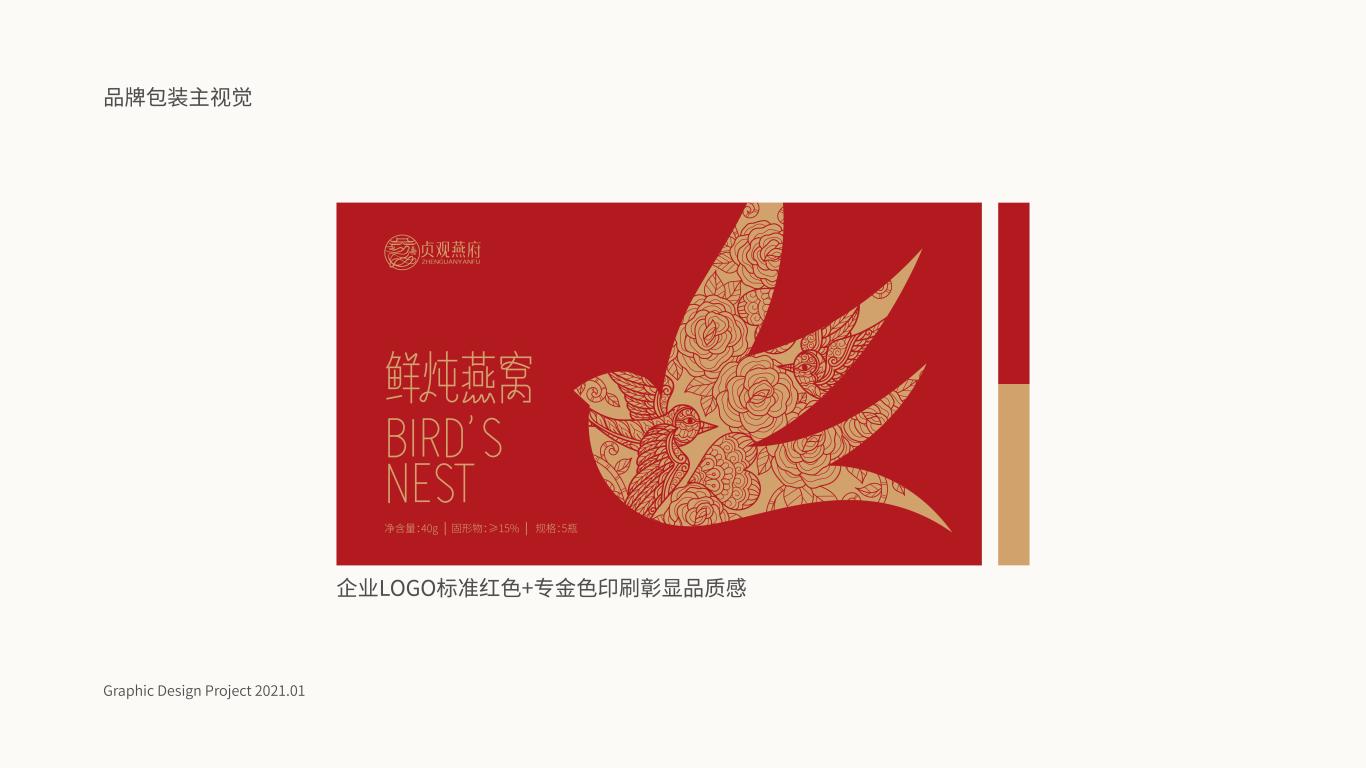 貞觀燕府鮮燉燕窩品牌包裝設計中標圖3