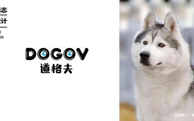 宠物用品道格夫LOGO设计