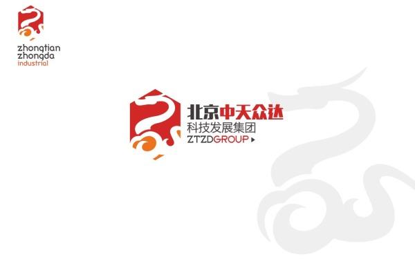 北京中天众达科技发展集团有限公司 LOGO设计