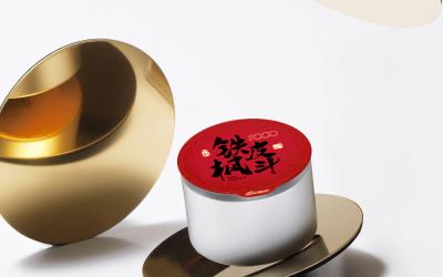 石斛花茶包裝設計