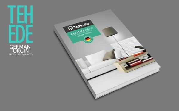 河北祥和冷暖设备有限公司 TEHEDE品牌画册设计