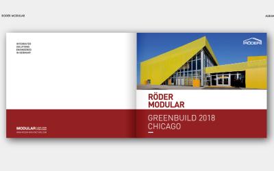 RODER MODULAR 企业宣传册