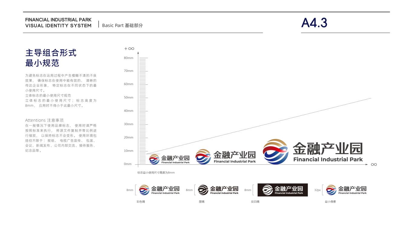 中和创美金融产业园类VI设计中标图17