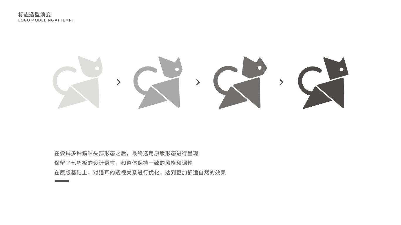 貓小怪家居百貨用品LOGO設計中標圖5