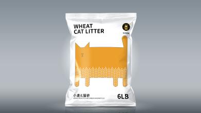尤金Eugene宠物食品包装延展设计