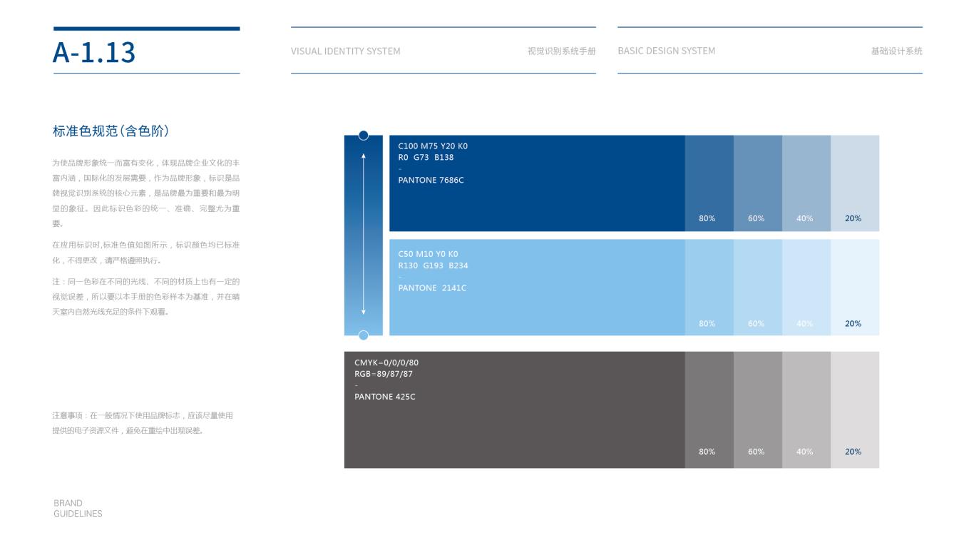 金卡智能信息科技集团VI设计中标图14
