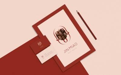 楷 品牌設計|金淼紡業
