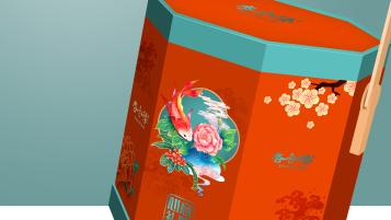 成都杏合楼食品有限公司食品类包装设计