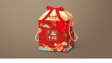 成都杏合楼食品有限公司食品类包装延展设计