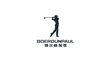 比罗尼国际服装北京有限公司高端男士休闲运动类logo设计