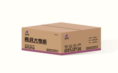卷紙紙箱 包裝設計