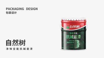 茌平县自然树装饰建材有限公司建材类包装设计