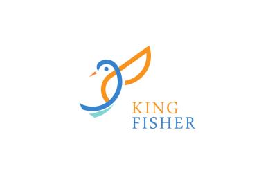 KingFisher标志设计