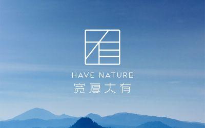宽厚大有生态农业品牌vi设计