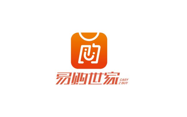 易购世家  app 小程序logo设计