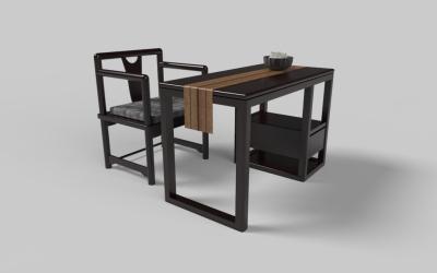 新中式桌椅家具